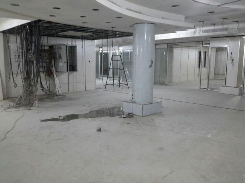 مراحل ساخت آزمايشگاه (از مهر ۹۴ تا اردیبهشت 95)