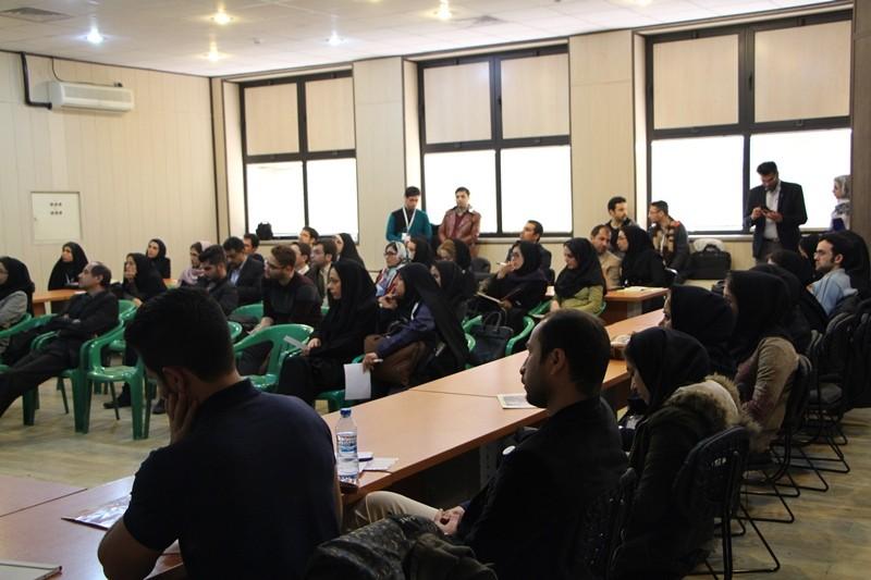 پنل معرفی آزمایشگاه در پنجمین کنگره علوم اعصاب پایه و بالینی ( 18 آذر 95 )