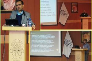 اولین سخنرانی از سلسله سخنرانی های ماهیانه در حوزه ی نقشه برداری مغزی برنامه ریزی شده توسط آزمایشگاه ملّی نقشه برداری مغز