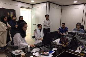 برگزاری کارگاه مهارتی آشنایی با الکتروانسفالوگرافی (EEG)