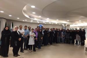 کارگاه ۴ روزهی آنالیز دیتای fMRI با استفاده از FreeSurfer و Matlab ٬ در تاریخ  ۴ تا ۷ مهر ۱۳۹۶  برگزار گردید