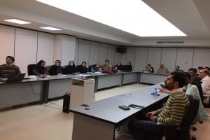 سخنرانی علمی با موضوع «توجه و هوشیاری در علوم شناختی؛ ابزارها، آزمایشها و مدلها» در آزمایشگاه ملی نقشه برداری مغز