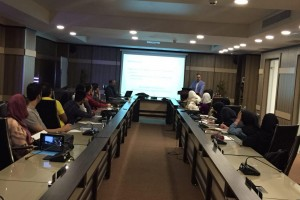 The ''1 day Workshop on Cognitive and Computational Modeling of Brain Dynamics'' workshop, was held in national brain mapping lab on April 2018