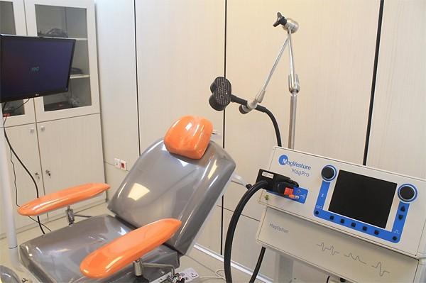 تجهیزات TMS موجود در آزمایشگاه