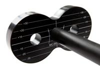 کویل هشتی شکل، که میدان متمرکزتری ایجاد می کند