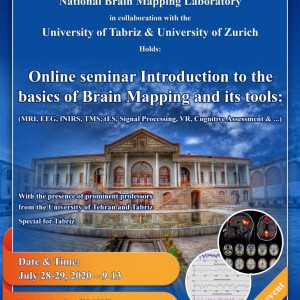 Online seminar Introduction to the basics of Brain Mapping and its tools: (MRI, EEG, fNIRS, tES, Signal Processing, VR, Cognitive Assessment & …)