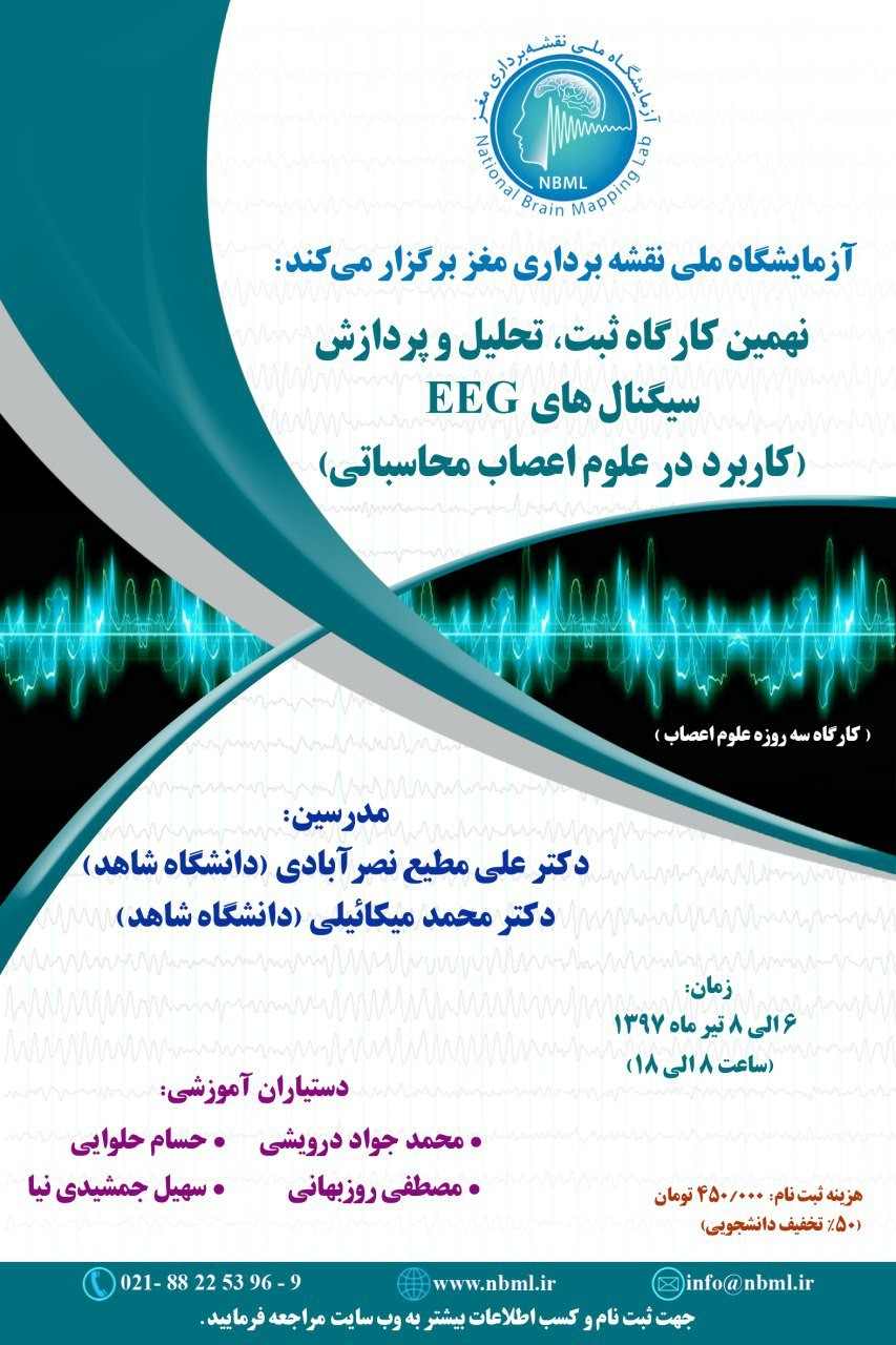 9th EEG Signal Processing, Analysis and Processing Workshop
