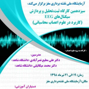 13rd EEG Signal Processing, Analysis and Processing Workshop