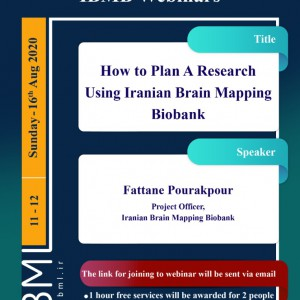 66th Free educational webinars series by National Brain Mapping Laboratory