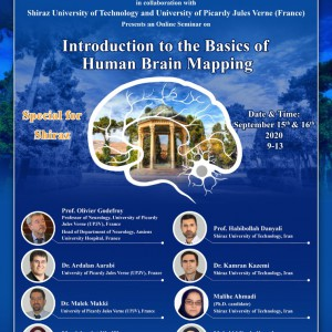 Online seminar Introduction to the basics of Brain Mapping and its tools